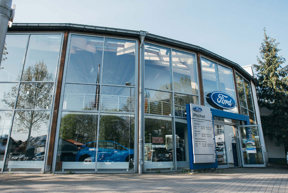 Ihr Premium FordPartner in Chemnitz