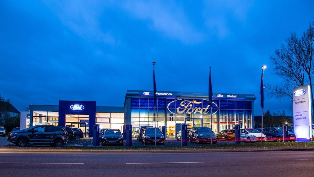 Willkommen im FordStore PichelChemnitz