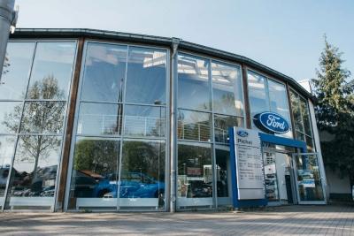 Ihr Premium FordPartner in Chemnitz